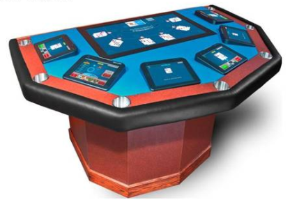 Electronic Casino Table